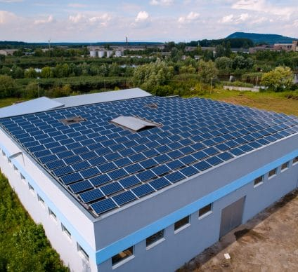 LIBERIA: BMC signs contracts for solar-powered storage ©yaroslav_myhovych/Shutterstock