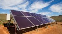 AFRIQUE : ElectriFI finance trois fournisseurs d'énergie solaire opérants dans 6 pays ©Dewald Kirsten/Shutterstock