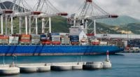 MOROCCO: green hydrogen will be transported to Germany via the port of Tangiers©Druid007/Shutterstock
