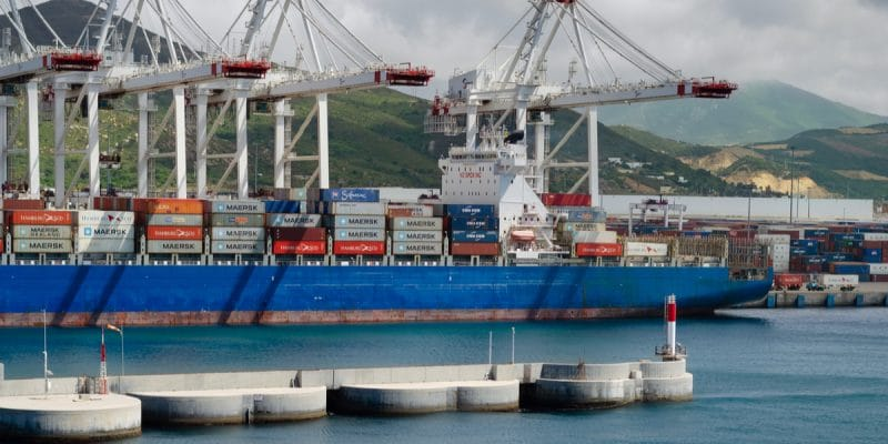 MAROC : l'hydrogène vert sera acheminé vers l'Allemagne via le port de Tanger©Druid007/Shutterstock