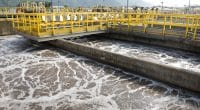 wastewater treatment plant in the governorate of Ismailia©ymgerman/Shutterstock