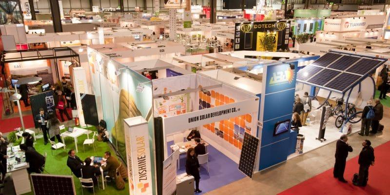 Solar Show Africa: les acteurs du marché du solaire seront à Johannesburg en août ©pcruciatti/Shutterstock