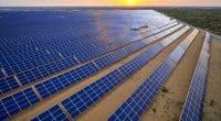 AFRIQUE DU SUD : la centrale solaire de Zeerust (75 MWc) entre en service commercial©Jenson/Shutterstock