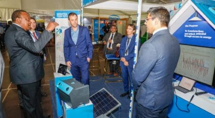 KENYA: EDF invests in Bboxx to roll out solar home systems© Bboxx Kenya