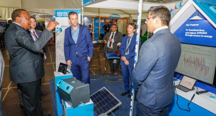 KENYA: EDF invests in Bboxx to roll out solar home systems