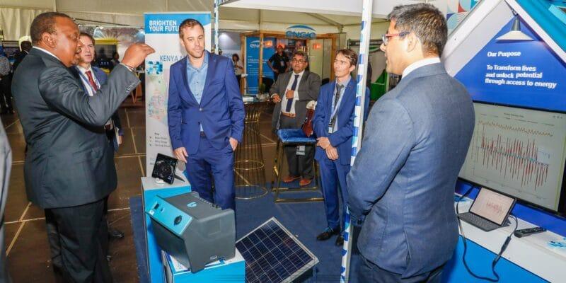 KENYA : EDF investit dans Bboxx pour déployer des systèmes solaires domestiques © BBOXX KENYA