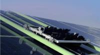 ÉGYPTE : Ecoppia déploie le nettoyage robotisé dans le complexe solaire de Benban© Ecoppia