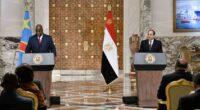 RDC-ÉGYPTE : des accords pour un projet d'eau potable et une centrale solaire PV© Présidence de la République d'Égypte