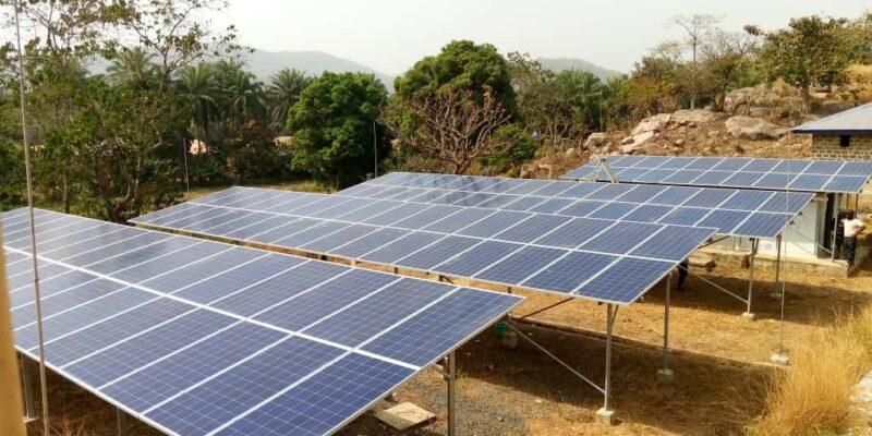 AFRIQUE : Winch Energy obtient 16 M$ pour financer 49 mini-grids dans deux pays ©Winch Energy