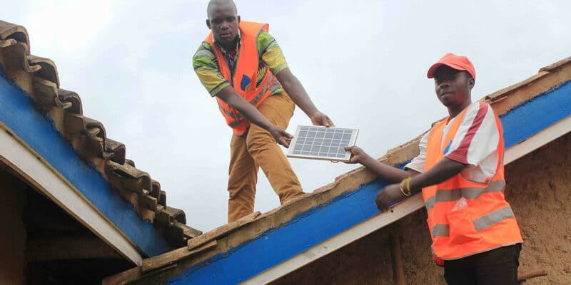 MOZAMBIQUE: Ignite Power benefits from the Brilho programme for its solar kits©Ignite Power