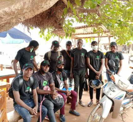 BURKINA FASO/BÉNIN : le FEI OGEF finance les systèmes solaires domestiques de Qotto©Qotto