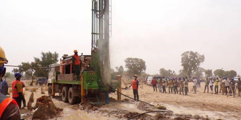 BURKINA FASO : l'Onea construit 4 forages pour renforcer la desserte en eau à Boussé©Onea