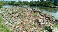 KENYA: the state is cleaning up the Athi River, the main source of the Thwake Dam©UNEP