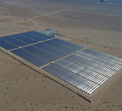 NAMIBIE : Old Mutual rachète des parts dans la centrale solaire de Rosh Pinah (5 MWc)© GCPF