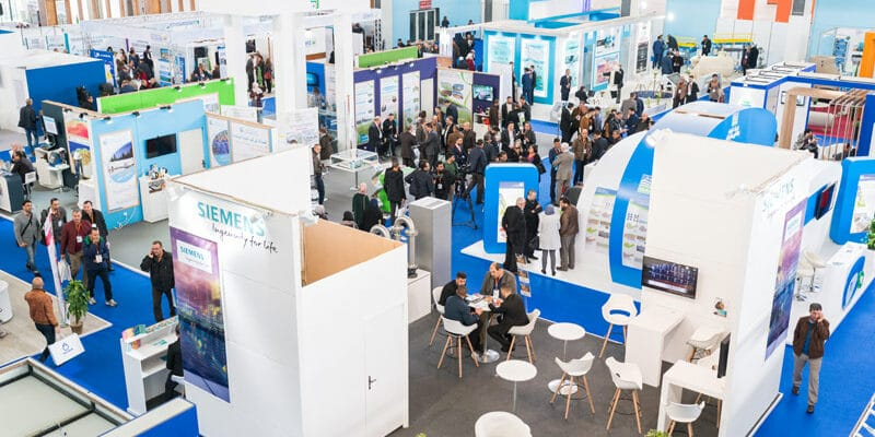 SIEE-POLLUTEC 2021: Water professionals will be in Algiers in September © SIEE POLLUTEC