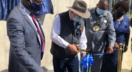 NAMIBIA: Eenhana acquires a groundwater defluorination plant©Namibian ministry of agriculture, water and land reform