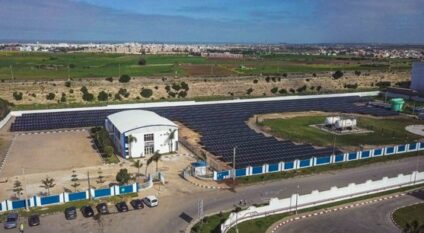 MOROCCO: Nestlé greenlights production at its El Jadida factory via a solar power plant © Nesté Maroc