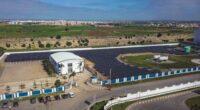 MAROC : Nestlé verdit la production de son usine d'El Jadida via une centrale solaire© Nestlé Maroc