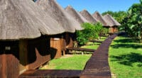 "AFRICA: Ten hotels join the ""beyond Green"" label for sustainable tourism©PhotoSky/Shutterstock"