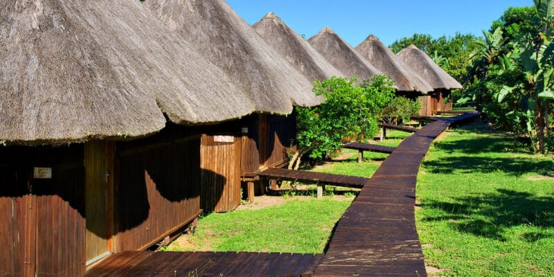 """AFRICA: Ten hotels join the """"beyond Green"""" label for sustainable tourism©PhotoSky/Shutterstock"""