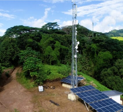 DRC: NuRAN to build 2,000 solar-powered pylons for Orange © Fly_and_Dive/Shutterstock