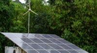KENYA : Kenya Power veut hybrider 23 mini-grids diesel avec le solaire et l'éolien© Phakorn Kasikij/Shutterstock