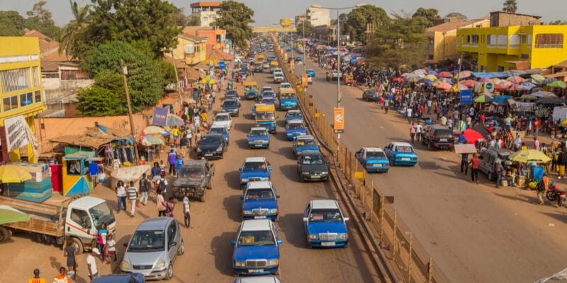 GUINEA-BISSAU: The CDN team is now able to budget its climate strategy©rui vale sousa/Shutterstock