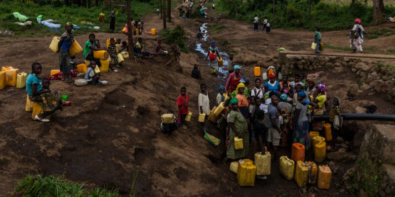 AFRICA: Climate change at the top of the insecurity agenda©nomads.team/Shutterstock