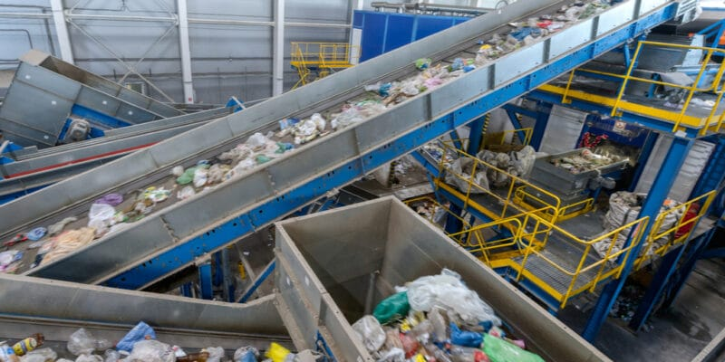 IVORY COAST: Nestlé again supports a plastic waste management project©Nordroden/Shutterstock