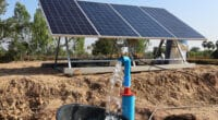 AFRIQUE : SunCluture obtient 11 M$ pour ses systèmes d'irrigation à l'énergie solaire ©kaninw/Shutterstock