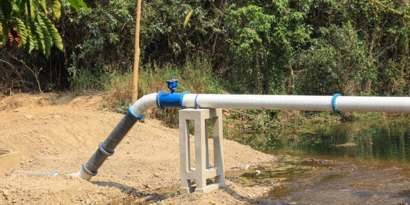 SIERRA LEONE: Exim Bank of India lends $15 million for drinking water in four cities©PANAE/Shutterstock