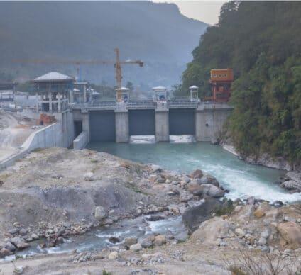 RDC : Kinshasa va relancer les travaux du barrage hydroélectrique de Katende (64 MW) ©Alex Moon/Shutterstock