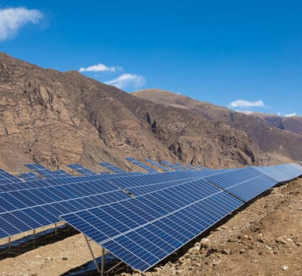 AFRICA: $145 million from DFC and the Shell Foundation for Access to Green Electricity ©chinasong/Shutterstock