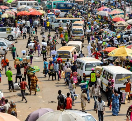 AFRICA: the new GACERE alliance for the adoption of the circular economy© Anton_Ivanov/Shutterstock