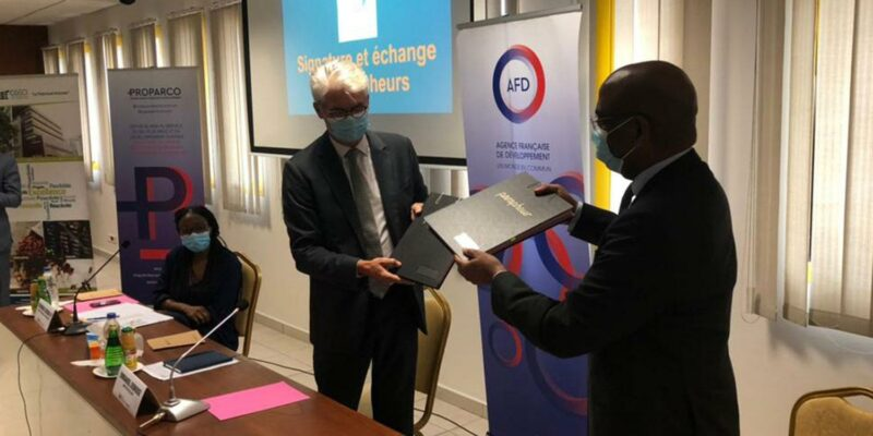 IVORY COAST: AFD and the EU finance companies' green projects©AFD
