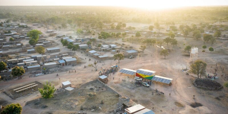 AFRICA: Grino to work with Africa GreenTec for solar water treatment ©Africa GreenTec