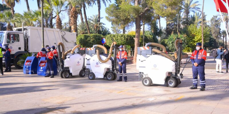 MOROCCO: Proparco guarantees financing for waste management in Casablanca © Arma