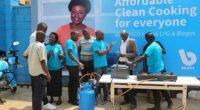 RDC : le Fenu finance le déploiement des cuisinières propres de Bboxx© Bboxx