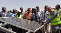 BURKINA FASO : l'EAIF prête 29 M€ pour la centrale solaire PV de Pâ (30 MWc)© Urbasolar