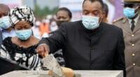 CONGO : le gouvernement lance les travaux d'une centrale solaire hybride à Impfondo© Présidence de la République du Congo