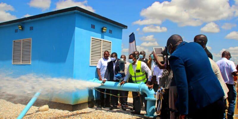 ZAMBIE : la LWSC fournit l'eau potable à 40 000 ménages à George©LWSC