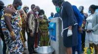 AFRIQUE : les cinq pays qui se démarquent dans la gestion de l'eau © Présidence de la République du Ghana