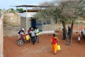 AFRIQUE : les cinq start-up sur l'eau potable qui font la différence©WaterKiosk Africa