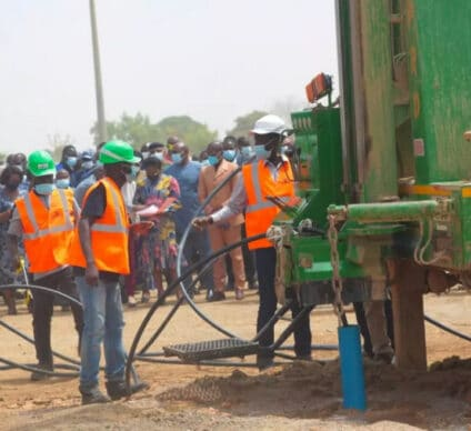 TOGO: the government launches Passco 2 for water and sanitation in 2 regions © Prime Minister's Office Togo