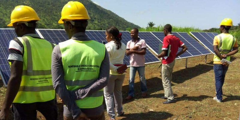 CAMEROON: USTDA grants access to electricity via solar mini-grids © USTDA