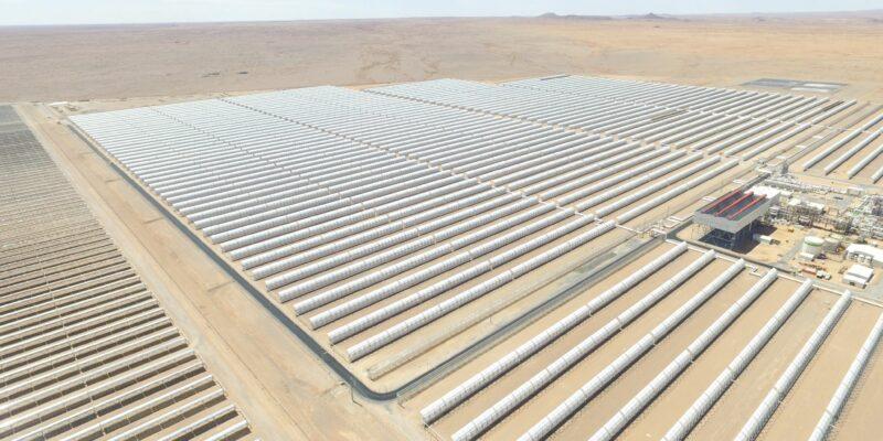 AFRIQUE DU SUD : Engie fait un bond avec l'acquisition de la centrale Xina Solar One© Engie Africa