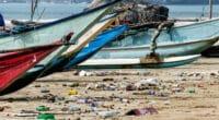 KENYA : WWF signe avec Petco pour la gestion des déchets plastiques sur les côtes© M M Stock Photo/Shutterstock