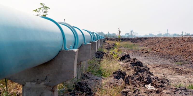 ZIMBABWE : le barrage de Gwayi-Shangani pour fournir l'eau potable à Bulawayo© Mapleman13/Shutterstock