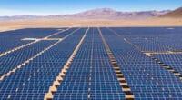 ÉGYPTE : la BAD valide un prêt de 27 M$ pour la centrale solaire de Kom Ombo (200 MWc) ©abriendomundo/Shutterstock