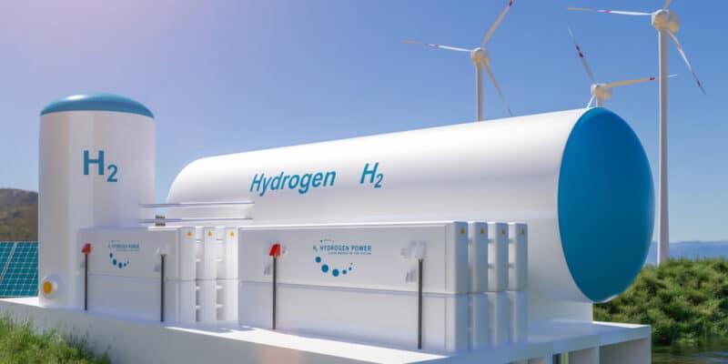 ÉGYPTE : le belge Deme signe avec les autorités pour des études sur l'hydrogène vert © Alexander Kirch/Shutterstock